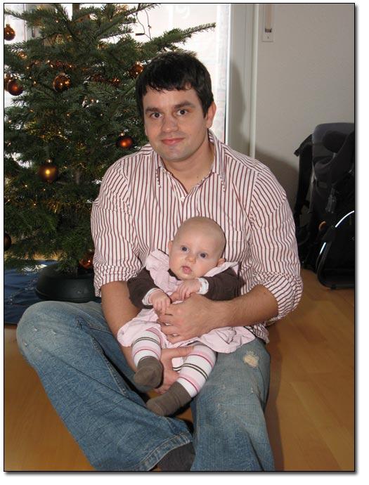 Annika Weihnachten 2007