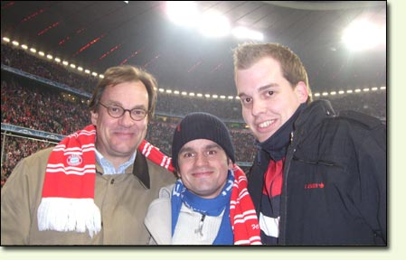 Bayern München vs. Real Madrid