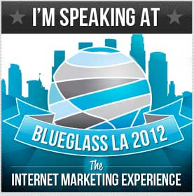 Blueglass L.A. Logo