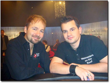 Beat the Stars with Daniel Negreanu