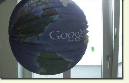 Google Lampion