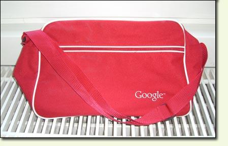 Google Sporttasche
