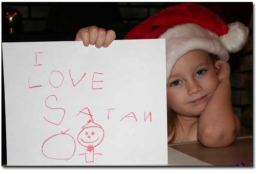Love Satan