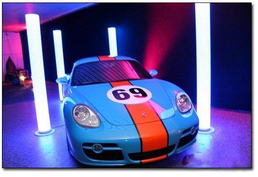 My new Porsche