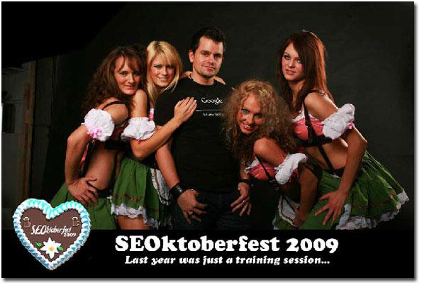 SEOktoberfest 2009 - Teaser