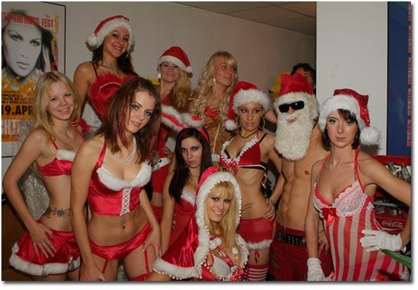 Slutty Santas