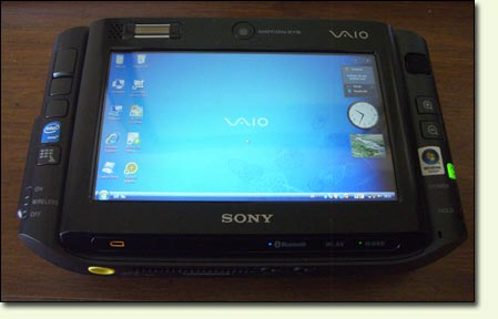 Sony Vaio UX