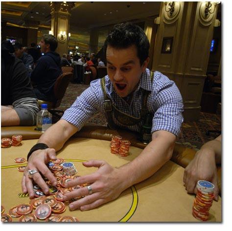 Las Vegas in Lederhosens