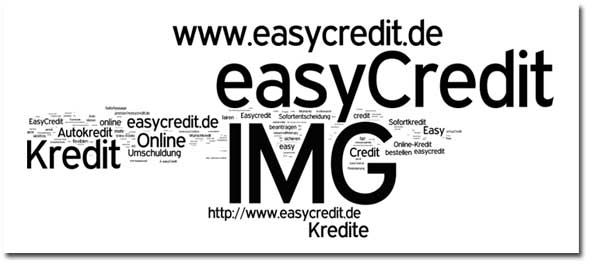 Wordle Easycredit