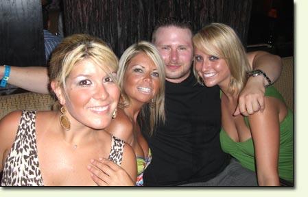Kris Bachelor Bash Las Vegas Pic 2