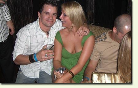 Kris Bachelor Bash Las Vegas Pic 3