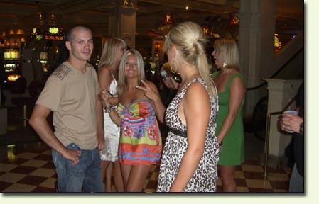 Kris Bachelor Bash Las Vegas Pic 5