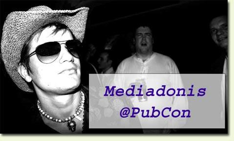 Mediadonis @PubCon