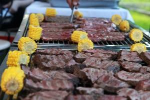 100 Steaks