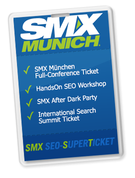 SMX SEO-SuperTicket