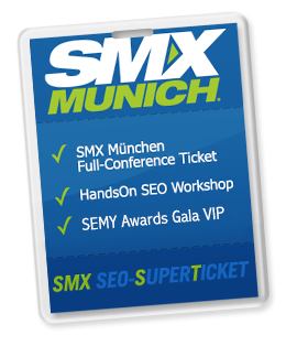 SMX SEO Super Ticket