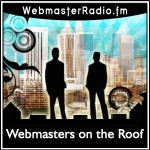 Webmasters on the Roof Logo