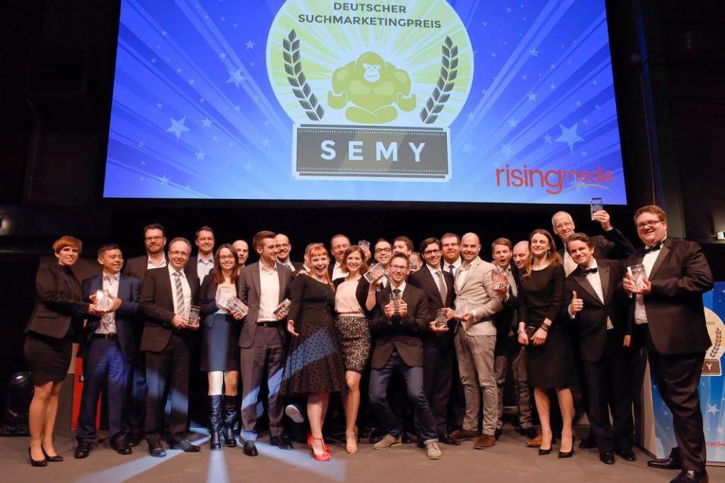 Die Gewinner der SEMY Awards 2016